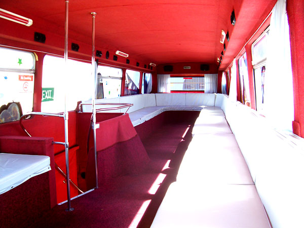 The Party Bus - Home Page
